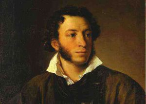 Alexander-Pushkin-by V Tropini