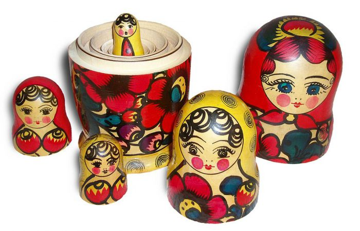 Russian-Matryoshka